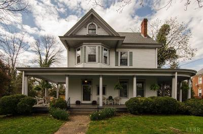 Lynchburg Single Family Home For Sale: 301 Norfolk Avenue