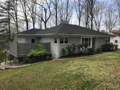 Lynchburg Single Family Home For Sale: 3805 Manton Lane