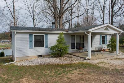 Bedford County Single Family Home For Sale: 29 Blackwater Cove Road