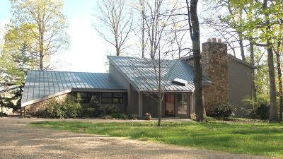 Rustburg Single Family Home For Sale: 871 Colonial Highway