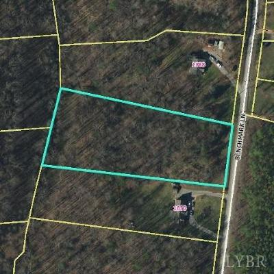 Residential Lots & Land For Sale: Benchmark Lane