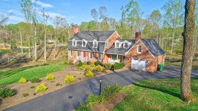 Lynchburg Single Family Home For Sale: 4720 John Scott Drive