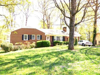 Lynchburg Single Family Home For Sale: 129 Oak Trail