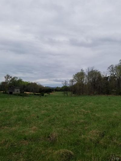 Appomattox County Residential Lots & Land For Sale: Reedy Springs Rd