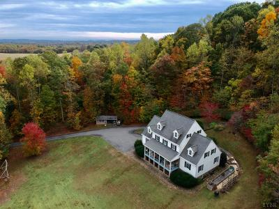 Amherst Single Family Home For Sale: 339 Poor House Farm Road