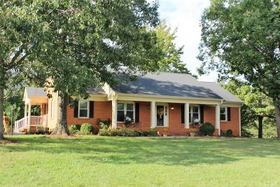 Lynchburg Single Family Home For Sale: 4236 Village Highway