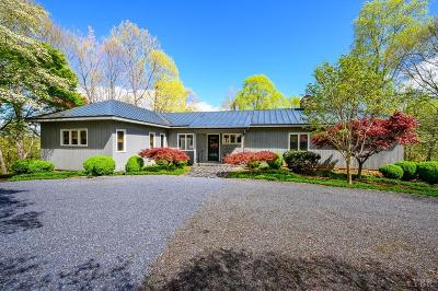 Lynchburg Single Family Home For Sale: 2257 Trents Ferry Road