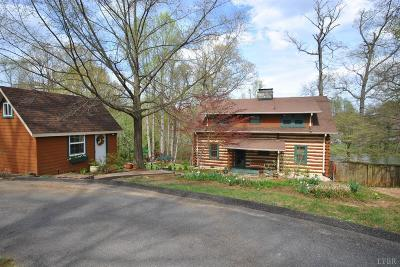 Lynchburg Single Family Home For Sale: 1558 Timberlake Drive