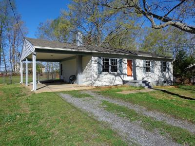 Rustburg Single Family Home For Sale: 54 Dana Drive