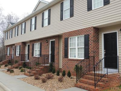 Lynchburg Multi Family Home For Sale: 110 Aaron Place