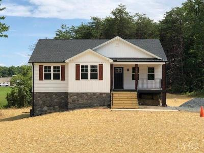 Campbell County Single Family Home For Sale: Tallyho Road