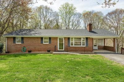 Madison Heights VA Single Family Home For Sale: $159,900