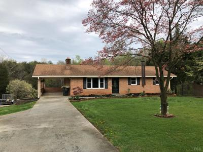 Lynchburg Single Family Home For Sale: 106 Mayfield Drive