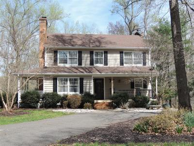 Lynchburg Single Family Home For Sale: 1180 Jennings Drive