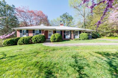 Lynchburg Single Family Home For Sale: 4401 Montgomery Road