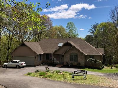 Bedford County Single Family Home For Sale: 3290 Hickory Cove Ln.