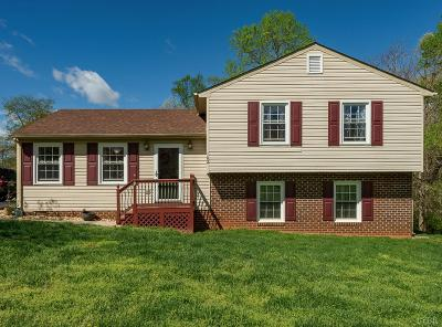 Madison Heights VA Single Family Home For Sale: $169,900