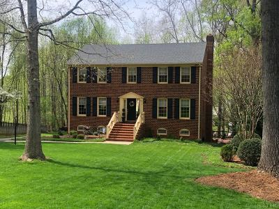 Forest Single Family Home For Sale: 193 Hounds Run