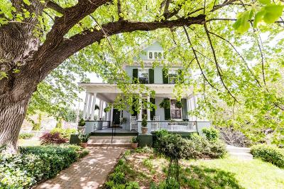 Lynchburg Single Family Home For Sale: 1500 Madison Street