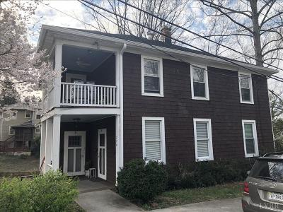 Lynchburg Single Family Home For Sale: 220 Belvedere Street