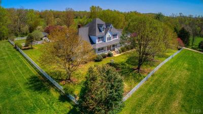 Amherst Single Family Home For Sale: 1048 Gidsville Road