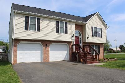 Forest Single Family Home For Sale: 1196 Woods End Lane