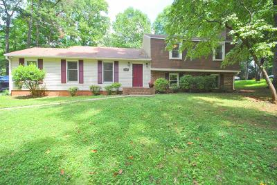Forest Single Family Home For Sale: 200 Woodville Drive