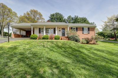 Lynchburg Single Family Home For Sale: 728 Chikasaw Road