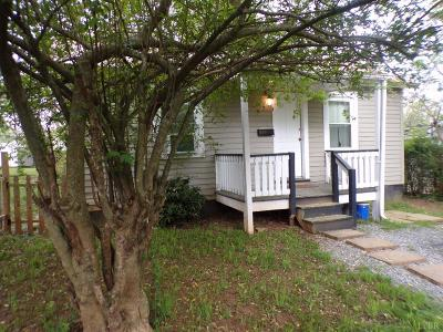 Lynchburg Single Family Home For Sale: 125 Page Street