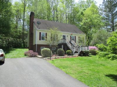 Lynchburg Single Family Home For Sale: 2824 Evergreen Road