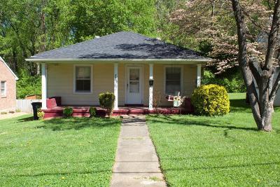 Lynchburg Single Family Home For Sale: 4615 Alabama Avenue