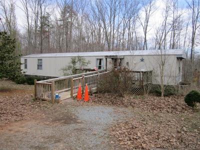 Rustburg Single Family Home For Auction: 2332 Bear Creek Rd