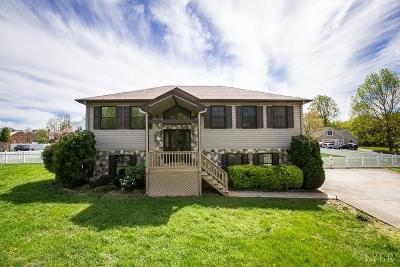Forest Single Family Home For Sale: 1200 Ickleton Place