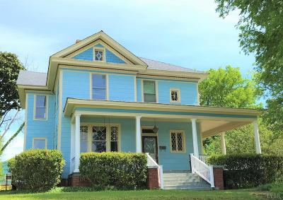 Altavista Single Family Home For Sale: 909 Bedford Avenue