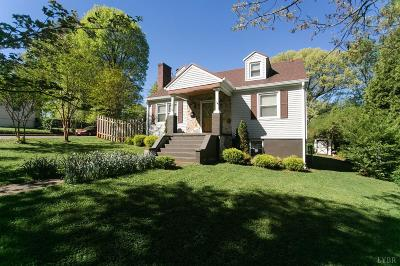 Lynchburg Single Family Home For Sale: 115 Perrymont