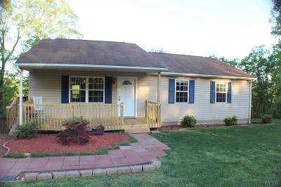 Lynchburg Single Family Home For Sale: 540 Nighthawk Road