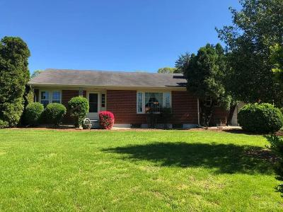 Bedford Single Family Home For Sale: 2076 Dickerson Mill Road