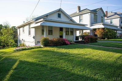 Lynchburg Single Family Home For Sale: 404 Sussex Street