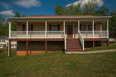 Madison Heights VA Single Family Home For Sale: $174,900