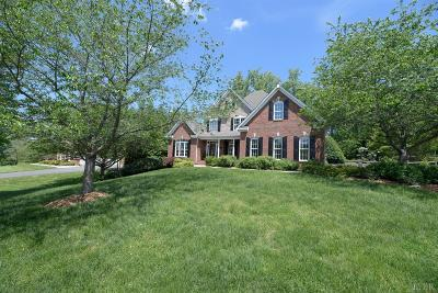 Forest Single Family Home For Sale: 1227 Jefferson Drive