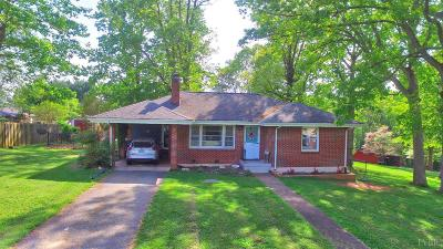 Lynchburg Single Family Home For Sale: 1001 Moreview Drive