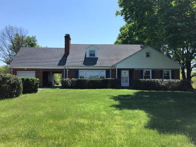 Amherst Single Family Home For Sale: 332 Grandview Drive