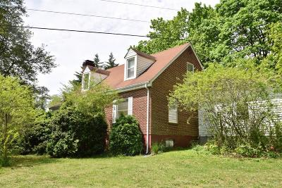 Amherst Single Family Home For Sale: 1612 S Amherst Highway
