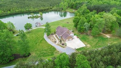 Campbell County Single Family Home For Sale: 1238 Camping Springs Road