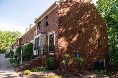 Lynchburg Condo/Townhouse For Sale: 100 Aaron Place