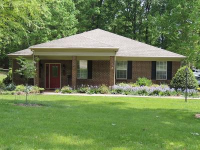 Forest Single Family Home For Sale: 740 Lake Vista Drive