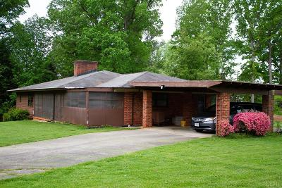 Lynchburg Single Family Home For Sale: 1001 Oakmont Circle