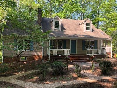 Lynchburg Single Family Home For Sale: 1070 Ivy Ridge Lane