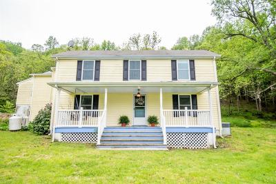 Amherst Single Family Home For Sale: 891 Mollys Mountain Road