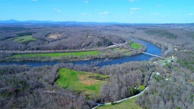Appomattox County Residential Lots & Land For Sale: James River Road